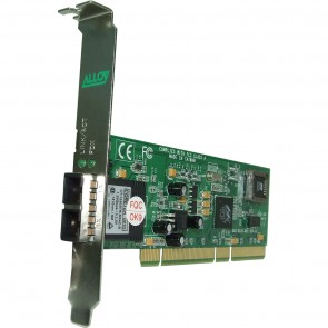 ALLOY GEM6400V2SC | 64-bit PCI 1000Base-SX Adapter with SC Connector