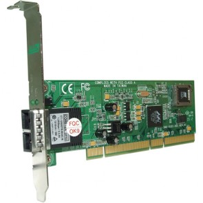 ALLOY GEM6410V2SC | 64-bit PCI 1000Base-LX Adapter with SC Connector