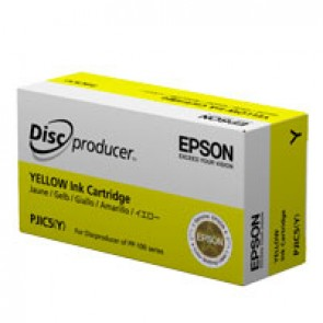 MISC PJIC5(Y) | Epson PJIC5(Y) Yellow Ink Cartridge