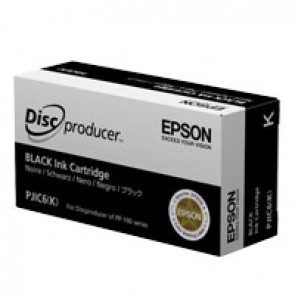 MISC PJIC6(K) | Epson PJIC6(K) Black Ink Cartridge