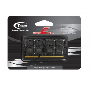 TEAM TSD34096M1600C11-E | Team 4GB SODIMM DDR3 1600MHz Elite