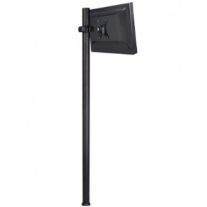 ATDEC SD-DP-1150 | Spacedec Display Donut Pole 1150mm Black