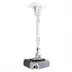 ATDEC TH-WH-PJ-CM | Telehook Projector Ceiling Mount with