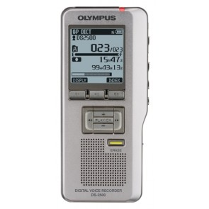 OLYMPUS DS-2500 | Olympus DS-2500 Digital Voice Recorder