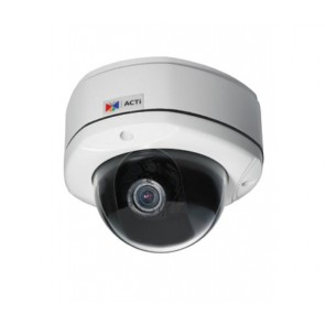 ACTI KCM-7311 | ACTi IP Cam KCM-7311 Outdr Dome 4MP Z