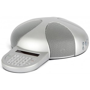 Phoenix MT305   Quattro3 USB/Ethernet Conference Phone For Computer and Direct Internet IP Telephony