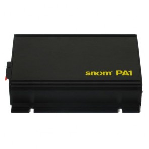 Snom SNOM-PA1 | VoIP Paging Amplifier