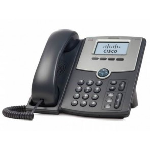 CISCO SPA502G | 1 Line IP Phone With Display  PoE  PC Po
