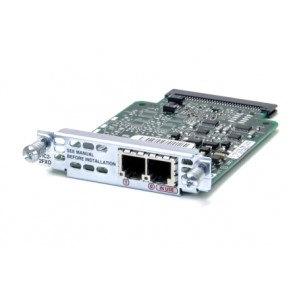 CISCO VIC2-2FXO= | Two-port Voice Interface Card - FXO (Uni